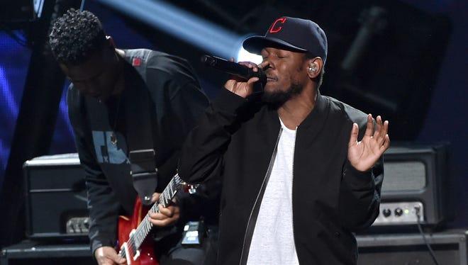 Kendrick Lamar will play the Marcus Amphitheater at Summerfest on July 1.