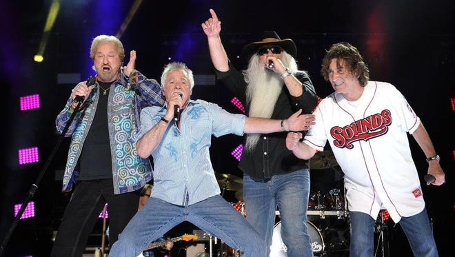 The Oak Ridge Boys will perform the national anthem prior to the Predators' home opener Tuesday.
