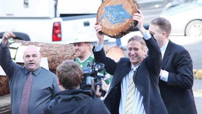 State Treasurer Ted Wheeler may not be eligible to run for reelection in 2016.