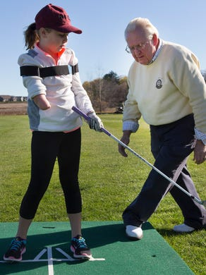 D'Amato: Helping disabled golfers find their swing