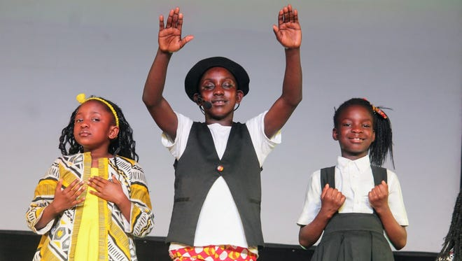 The Watoto Children's Choir from Uganda, Africa performed a free concert at Calvary Chapel in Alamogordo Wednesday to spread awareness for their country.