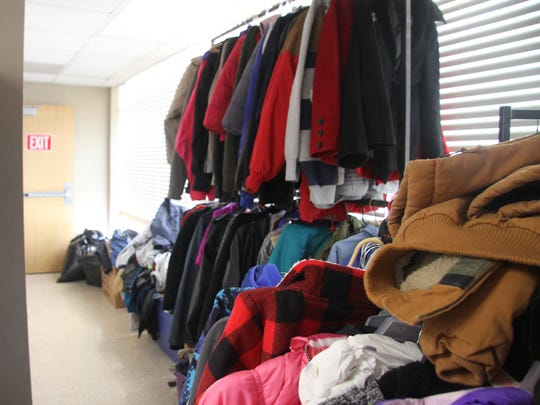 The Carlsbad Police Department has received more than 150 coats from residents in the last week for its annual coat drive.