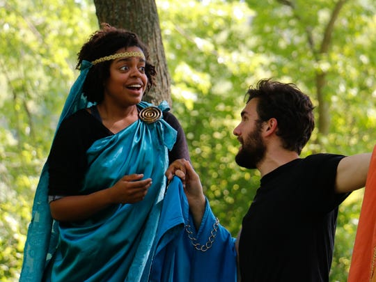 "The Summit Players perform free, family-friendly one-hour productions of Shakespeare in Wisconsin state parks. In the summer of 2018, they'll perform ""Twelfth Night."""