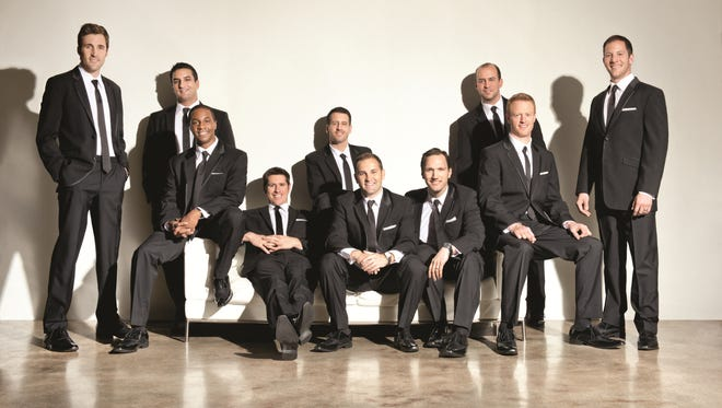 A capella group Straight No Chaser will release its new EP, 'Under the Influence: Holiday Edition,' on Oct. 29, 2013.