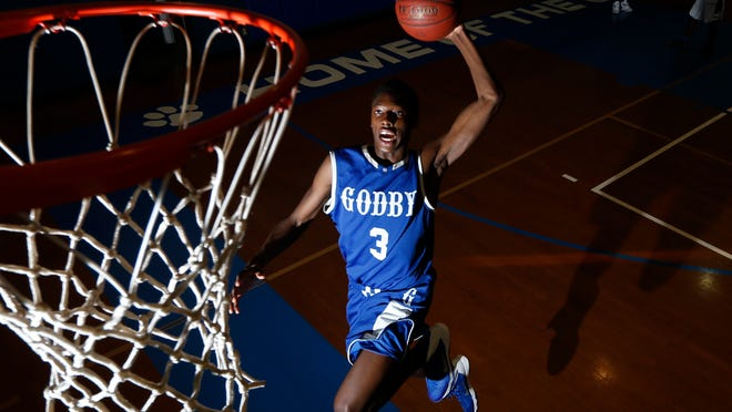 Co-player of the year Quan Jackson of Godby.