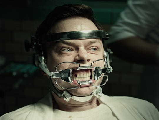 Lockhart (Dane DeHaan) gets a taste of undesirable
