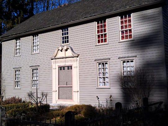 mission house, stockbridge, mass.DAILY RECORD/SUNDAY NEWS - JIM MCCLURE