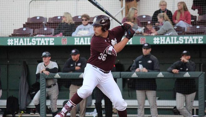 Mississippi State junior Nathaniel Lowe was named a second team All-American by Louisville Slugger on Thursday.