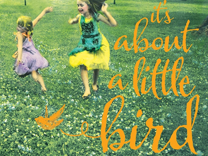 Take a look inside Jessica Lange's children's book, 'It's About a Little Bird.'