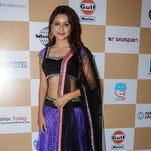 Indian television actress Pratyusha Banerjee during an event in Mumbai.