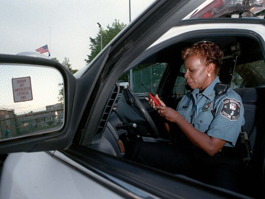 File -- 1999 photo of Lois Sciandra of East Rutherford