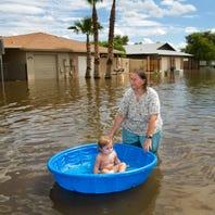 Hurricane Rosa recalls Arizona's jaw-dropping history of flash floods