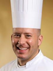 Executive Chef Jim Oppat of Andiamo Restaurants
