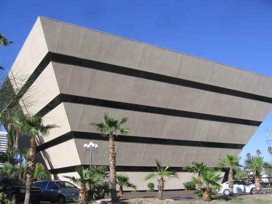Pyramid on Central Avenue