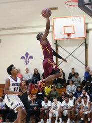 Mt. Vernon defeated New Rochelle 69-61 in basketball