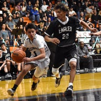 Hot shooting lifts Oñate boys past Hobbs to 3-6A championship game