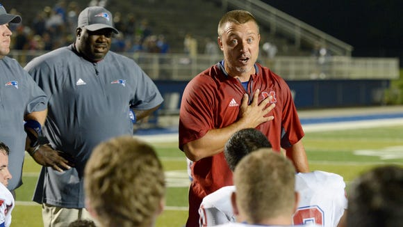 Ben Rhodarmer and Madison are home for Friday's football