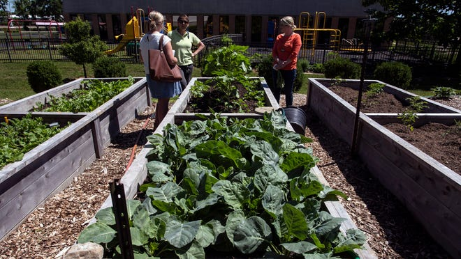 Louisville Therapy Garden Helps Disabled Kids Eat Healthy