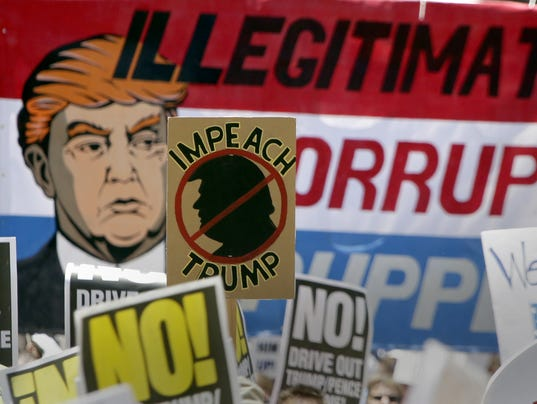 EPA USA CALIFORNIA IMPEACH TRUMP MARCH POL CITIZENS & INITIATIVE USA CA