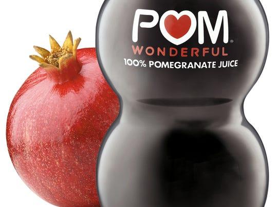Supreme Court pomegranate