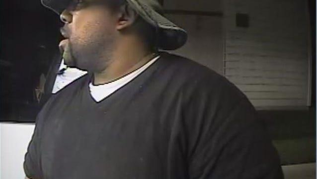 Suspect in car wash burglary