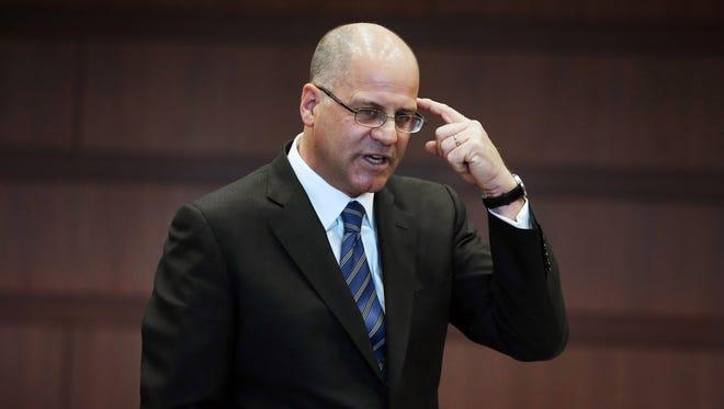 Attorney Kevin H. Marino.