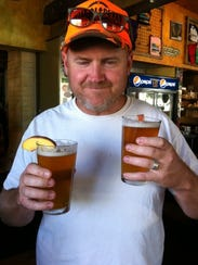 Pete Turner, owner of restaurant chain Illegal Pete's.