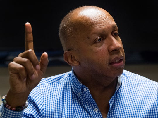 Bryan Stevenson, Executive Director of the Equal Justice