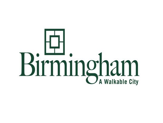 One of three suggested city logos being considered