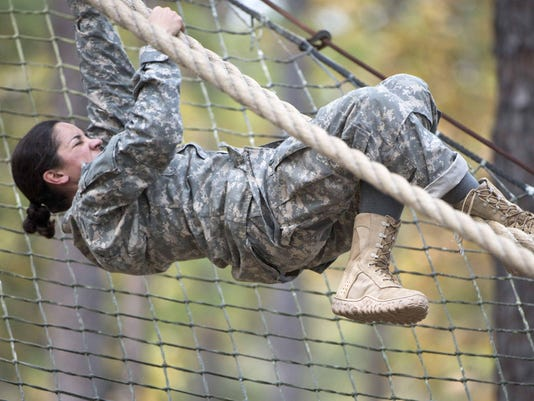 women army ranger shcool