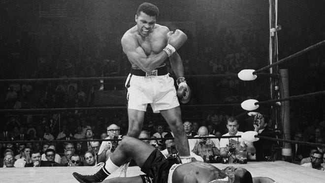 Larry Gross became a fan of the late Muhammad Ali after the champ knocked out Sonny Liston.