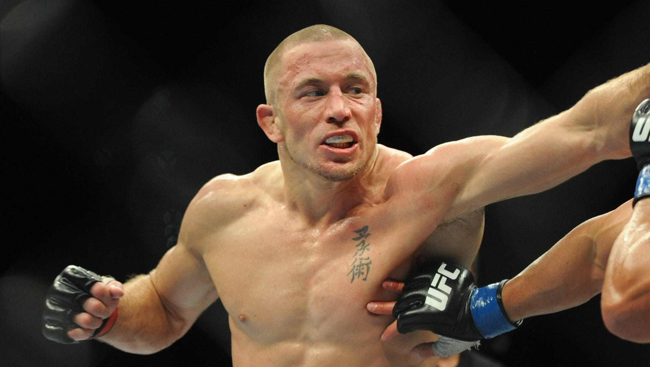 Georges St-Pierre: Ill Retire For Good If I Dont Win