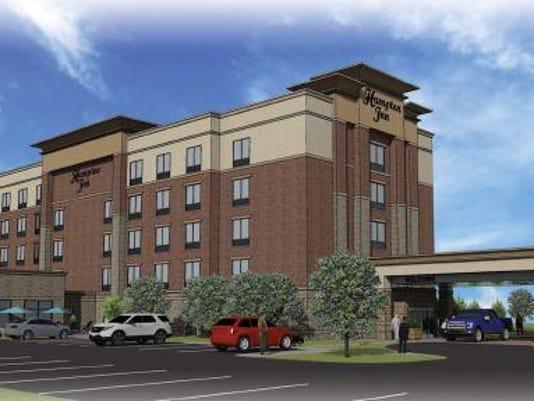 Hampton inn rendering revised