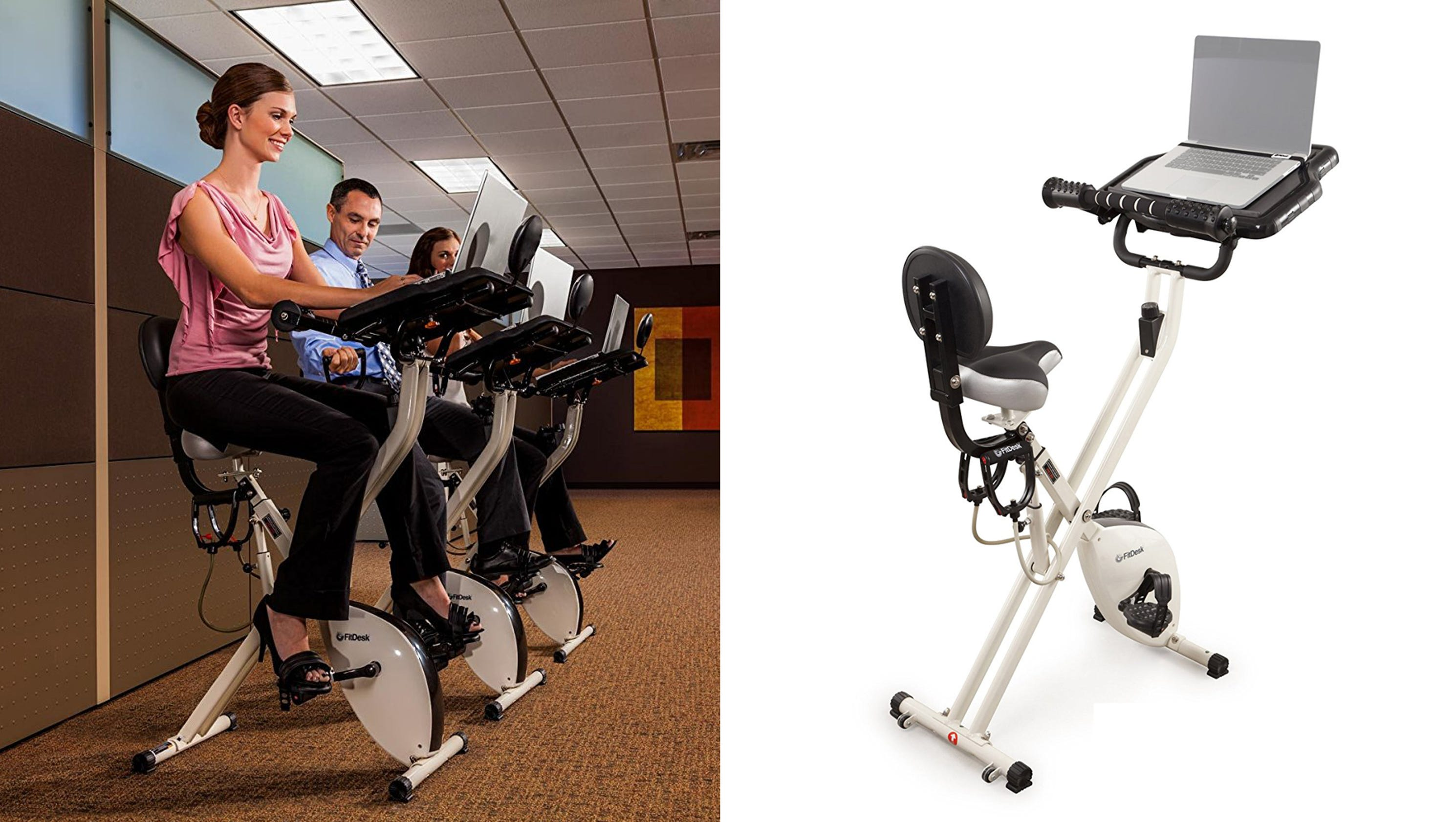 Love Soulcycle You Can Spin While Working With This
