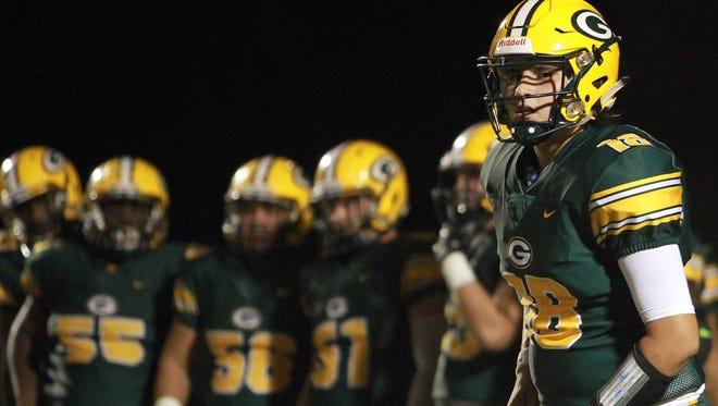 Gallatin quarterback Ander Sloan leads the Green Wave entering the 2018 season.