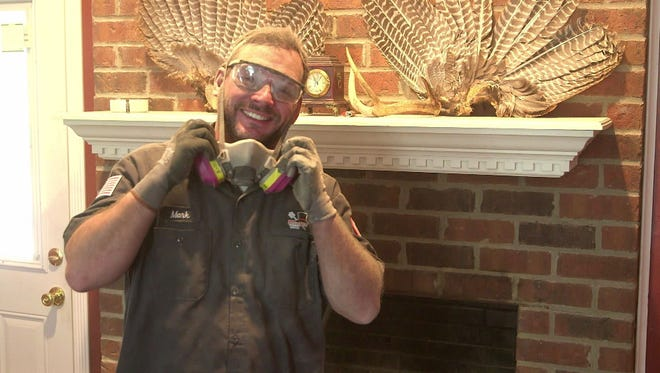 Mark Stoner of Ashbusters Chimney Sweep will be featured on CNBC's Blue Collar Millionaire.