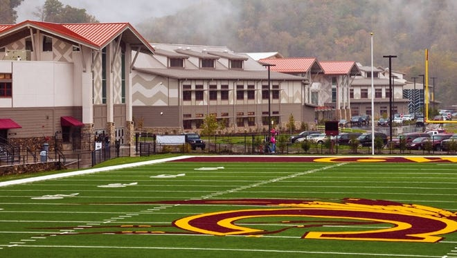 Cherokee High School.