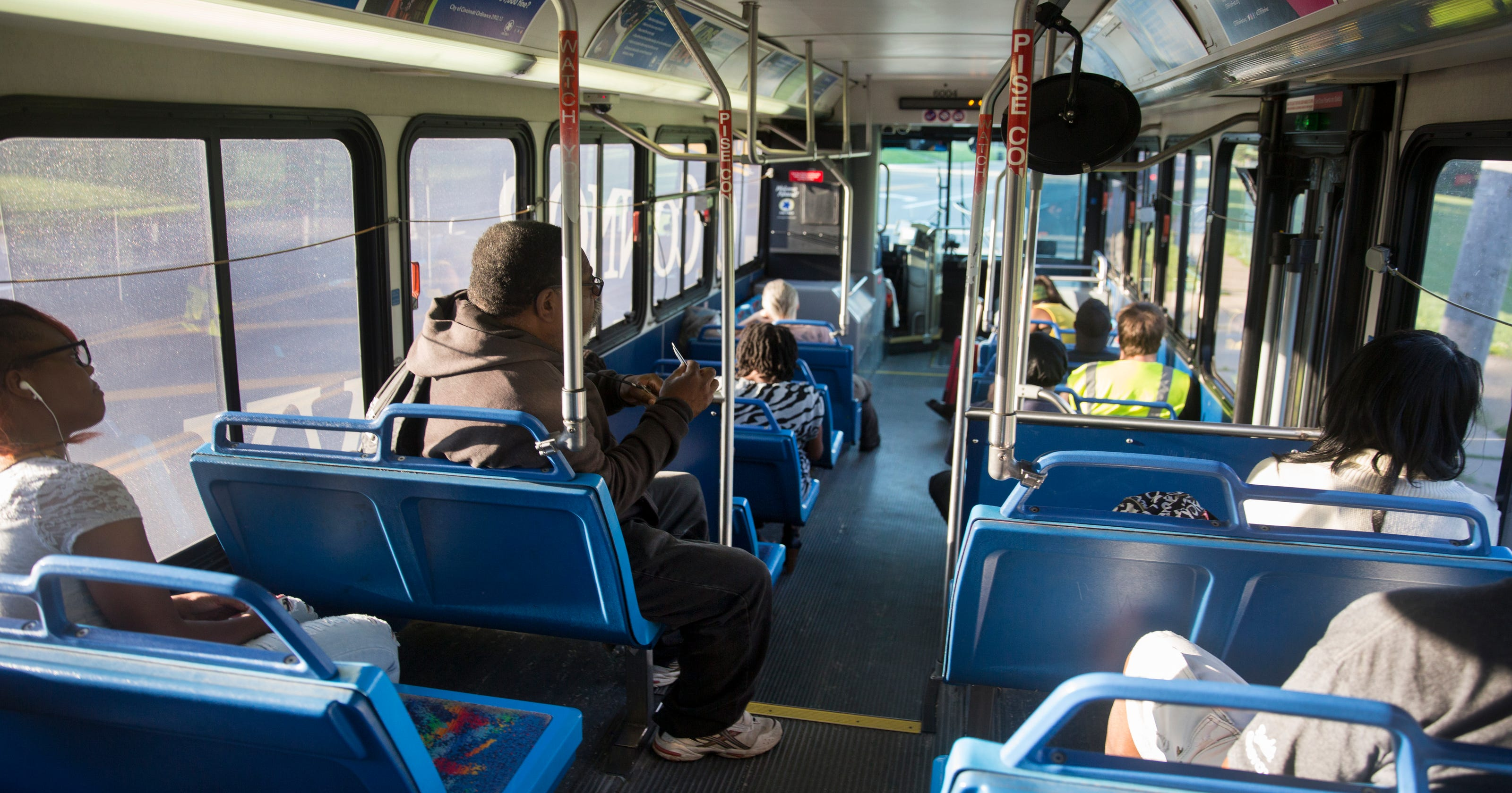 Cincinnati Metro: Five ideas to help fix our bus system