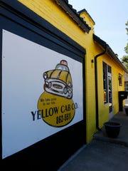 Springfield Yellow Cab Company has an office on North Benton Avenue.