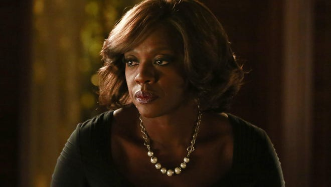 """Viola Davis appears in a scene from """"How To Get Away With Murder."""""""