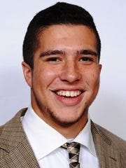 Billy Bonnano was a walk-on member of last year's Western Michigan Cotton Bowl team.