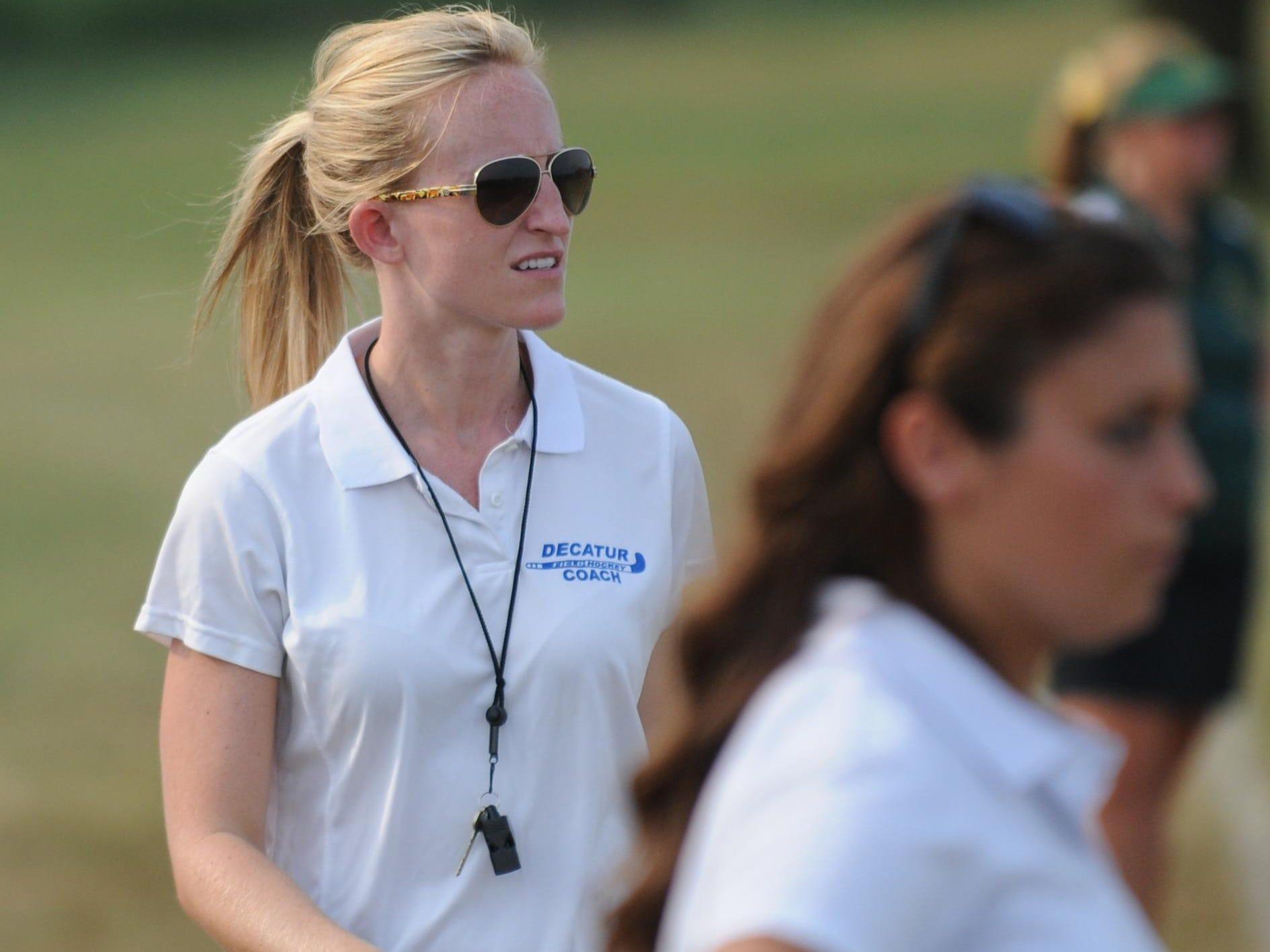 Stephen Decatur head coach Amy Matthews looks to turn the program around this season.