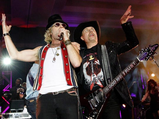 Big & Rich will perform Aug. 18 at the Indiana State