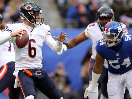 NFL: Chicago Bears at New York Giants