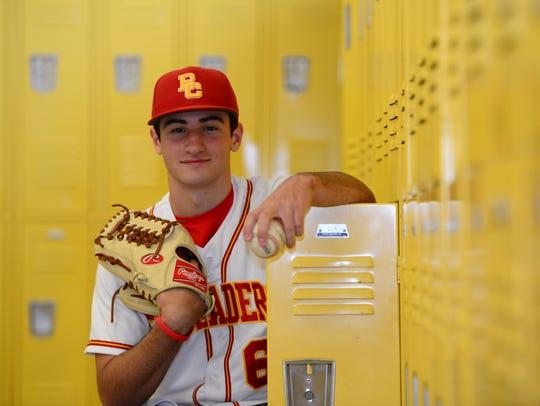 Chris Gerard, of Bergen Catholic, is North Jersey Baseball