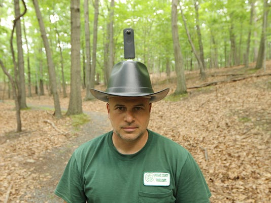 Google Maps Adds Passaic County Hiking Trails - Google maps trails