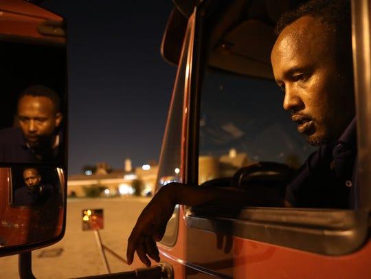 """This place is essential,"" said Sadik Mohamud, 41,"