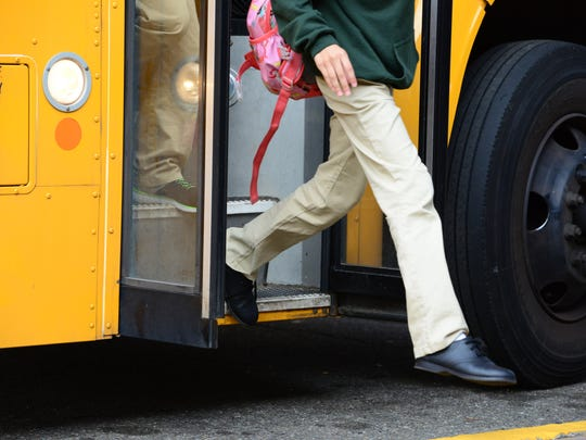 One of two bus companies that overlooked Paterson 6-year-olds