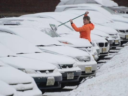 Snow Weather