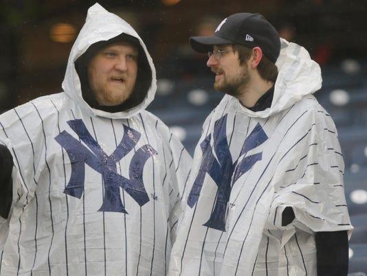 Yankees Home Opener